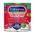 Mead Johnson 美赞臣 Enfagrow 3段婴幼儿奶粉 (适合1-3岁) 香草味 24盎司/ 约680.39克罐装 143.91元