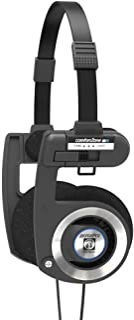 Koss Porta Pro 头戴式耳机 带外壳 黑色