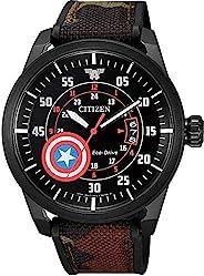 CITIZEN 西铁城 腕表 Captain America款 附原创包装盒 AW1367-05W 男士 多色