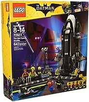 LEGO 蝙蝠侠电影 DC 蝙蝠空飞机 70923 建筑套件(643 件)