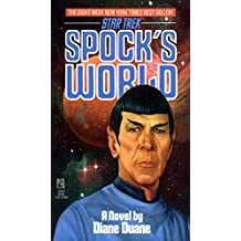 Spock's World (Star Trek: The Original Series) (English Edition)