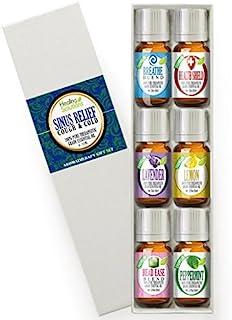 Healing Solutions 精油套装 Essential Oils Sets Sinus Relief Set