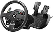 Thrustmaster TMX:符合人体工程学的赛车轮,带2脚踏板套装 - 兼容 Xbox One 和 PC,适用于 Xbox Series X - UK 版本(Xbox One)