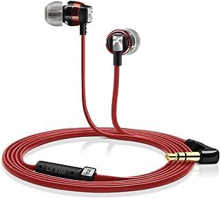 Sennheiser 森海塞尔 CX 3.00红色入耳式耳机(制造商停产)