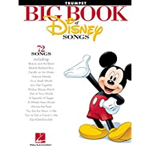 The Big Book of Disney Songs for Trumpet (English Edition)