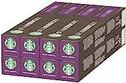 STARBUCKS 星巴克 CAFFè VERONA 星巴克膠囊咖啡 by NESPRESSO 深度烘培,80粒裝(8 x 10)