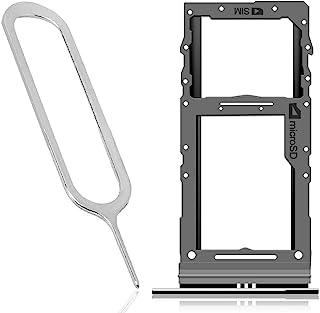 替换 SIM 卡夹 Micro SD 卡托 适用于三星 Galaxy S20 Plus G986U G986B G986F