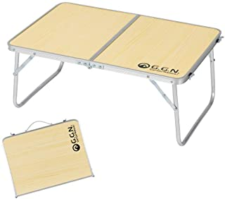 【Amazon限定品牌】G.G.N.) 户外桌 60-40厘米 小巧 轻便 GN02CM021