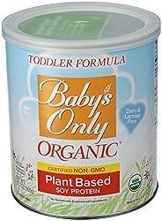 Babys Only贝欧莱大豆幼儿配方奶粉 12.7盎司(360.04克)罐装