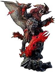 Capcom JUL189120 怪物猎人世界:Teostra Figure Builder Creators 模型玩具