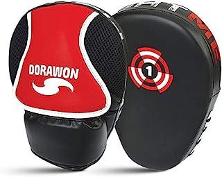 Dorawon Taipei 爪垫,短款,男女皆宜,适合成人,黑色和红色