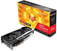 Sapphire 蓝宝石 Nitro+ AMD Radeon RX 6700 XT游戏显卡 带12GB GDDR6,AMD RDNA 2