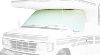 ADCO 2424 C 级 Sprinter RV 汽车挡风玻璃罩,白色