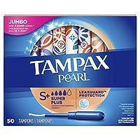 Tampax Pearl 塑料衛生棉條 Super Plus 吸水性 300