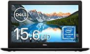 Dell 笔记本电脑 Inspiron 15 3583 黑色 Win10/15.6HD/Celeron 4205U/4GB/1TB HDD/Web相机/无线LAN NI315HA-BHLFB
