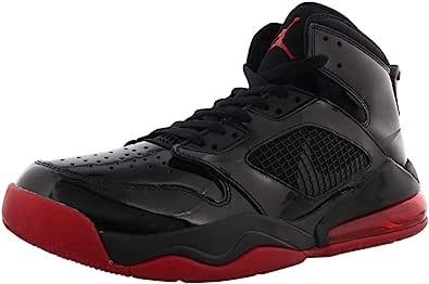 Jordan Mars 270 Black / Anthracite-gym Red