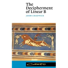 The Decipherment of Linear B (Canto) (English Edition)