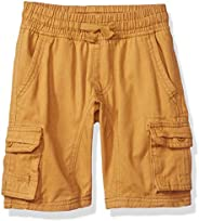 Southpole 男童迷你帆布工装慢跑短裤 基本纯色