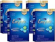 Enfamil Enspire 美赞臣 蓝臻1段 (0-12个月) 婴儿奶粉 补充装 850g/盒*4盒装 (含乳铁蛋白, MFGM乳脂膜球+DHA, 双重益生元)