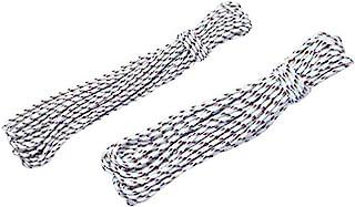 Snow Peak 雪峰 Poleprop Pro 4mm×10m 切割 Polypro Rope Pro 4mm 10m Cut AP-006