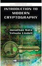 Introduction to Modern Cryptography: Principles and Protocols (Chapman & Hall/CRC Cryptography and Network Security Series...