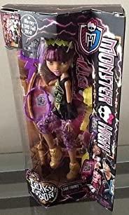 Monster High 古怪融合拯救弗兰基克莱蒂