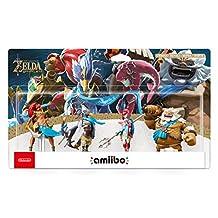 Nintendo 任天堂 冠军Amiibo-塞尔达传说:荒野之息系列(Nintendo Wii U / Nintendo 3DS / Nintendo Switch)