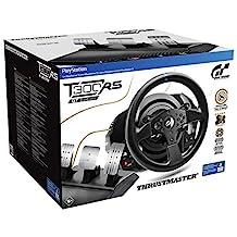 Thrustmaster 法拓士/圖馬斯特 T300 RS GT 力反饋游戲方向盤 賽車方向盤 套裝 - PlayStation 4