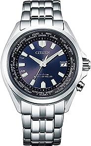 Citizen 西铁城 男式模拟光动能手表不锈钢表带 CB0220-85L