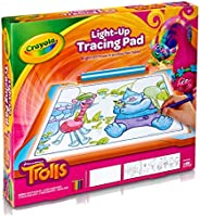 Crayola 繪兒樂 發光追蹤板玩具,適合6歲以上男孩和女孩的一份禮物