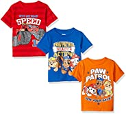 Nickelodeon 男童狗狗巡逻队和运动夹克 3 件 T 恤