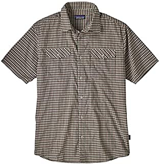 Patagonia 男式 M 高苔藓衬衫