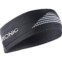 X-BIONIC 中性款头带 4.0 运动吸汗带,灰色,2