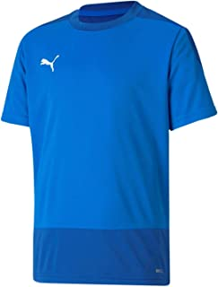 PUMA 男孩 Teamgoal 23 Training Jersey Jr T 恤
