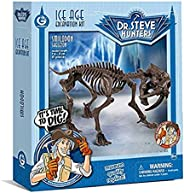 Geoworld 625282–Dr. Steve Hunters:恐龙发掘工具包–SäBelzahntiger骨架– 6岁以上,尺寸23厘米