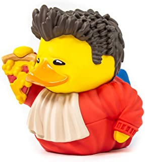 TUBBZ Friends Joey Tribbiani 收藏橡胶鸭雕像 – 官方朋友商品 – 独特的限量版收藏者乙烯基礼物