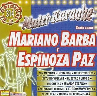 Mariano Barba y Espinoza Paz (OKE 0314)