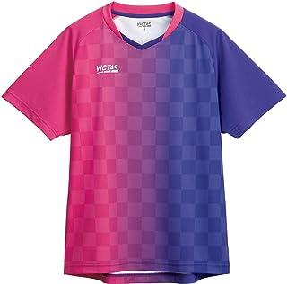 VICTAS 男士 乒乓球衬衫 VersTICAL GRADATION GS) 612101