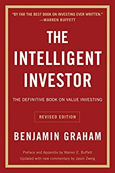 """The Intelligent Investor, Rev. Ed (English Edition)"",作者:[Benjamin Graham, Jason Zweig, Warren E. Buffett]"