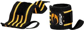 GASP 精制腕带颜色:黑色/护腕 + 举重