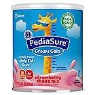 Abbott 雅培 Similac 雅培 PediaSure Grow&Gain 儿童营养奶粉,含蛋白质,DHA,维生素和矿物质,草莓味 154.36元