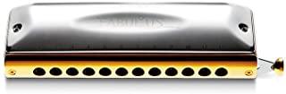 SUZUKI 半音音阶口琴 Fabulous系列F-48S 12孔48音 短行程
