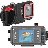 防水水肺潜水海洋生物运动潜水员手机壳水下摄影兼容 iPhone