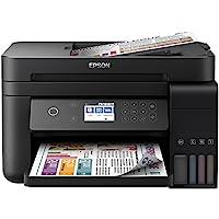 Epson EcoTank ET-3750 A4 Wi-Fi 多功能打印机 打印/扫描/复印 无线打印机