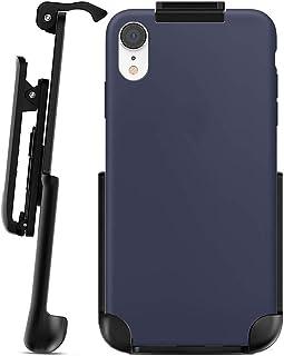 Encased 皮带夹皮套兼容苹果硅胶手机壳 - Apple iPhone Xs MAX(不含手机壳)