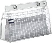 KOKUYO 国誉 笔盒 笔盒 笔盒 PIPE 银灰色