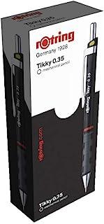 rOtring Tikky 自动铅笔 HB 0.35 12er-Box 黑色