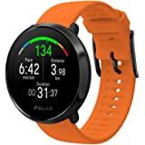 Polar Ignite 健身手表,先进的基于腕表的光学心率监测器,训练指南,GPS,防水