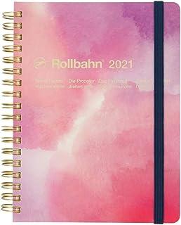 2021 Rollbahn Planner Diary Phoebe L(粉色)