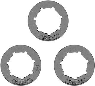 Woyisi 3 件 .325-7 齿小链轮圈 适用于 028 029 034 039 MS290 MS310 MS390 锯